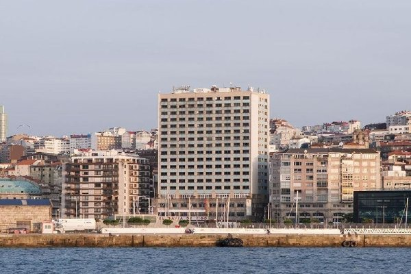 Sercotel Bahia de Vigo - фото 22