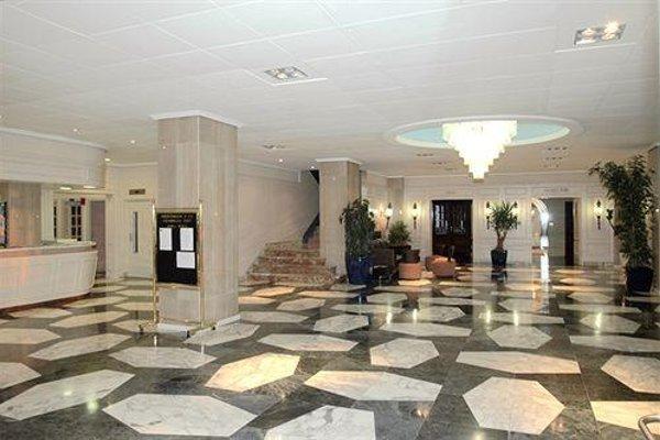 HLG Gran Hotel Samil - фото 7
