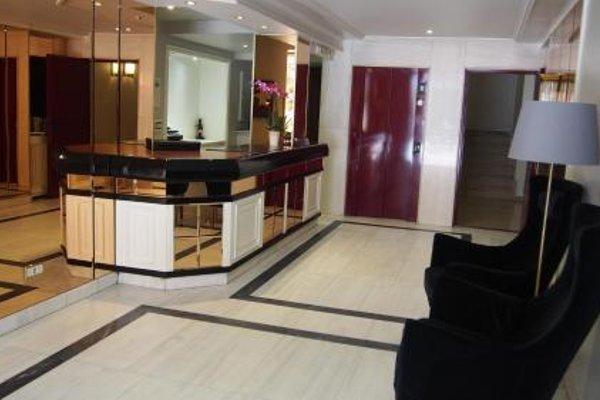 Hotel Compostela - 14