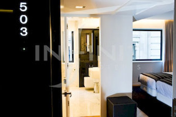 Hotel Inffinit - фото 12