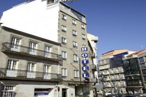 Hotel Pantоn - фото 21