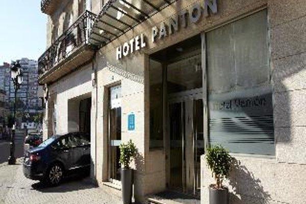 Hotel Pantоn - фото 22