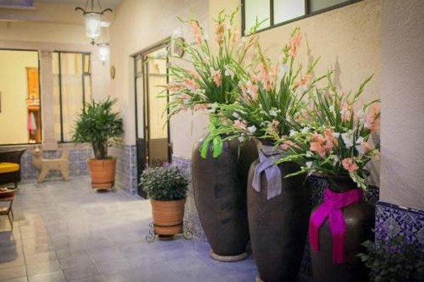 Hotel Rosa Barroco - фото 16