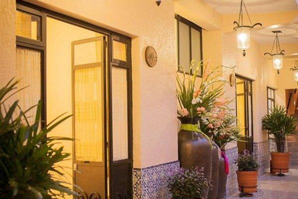 Hotel Rosa Barroco - фото 19