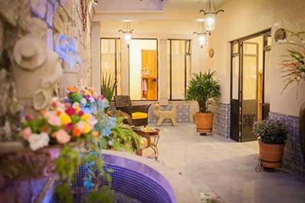 Hotel Rosa Barroco - фото 20