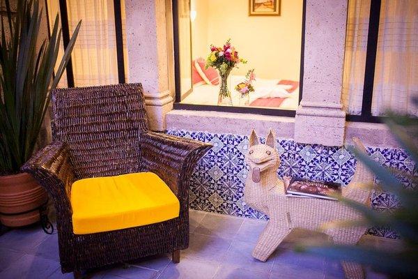 Hotel Rosa Barroco - фото 5