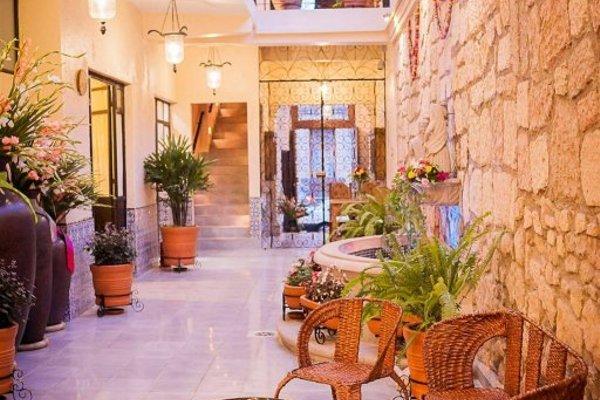 Hotel Rosa Barroco - фото 7