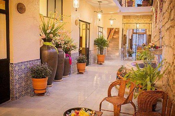 Hotel Rosa Barroco - фото 8