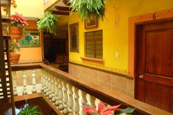 Hotel Posada San Pedro - фото 11