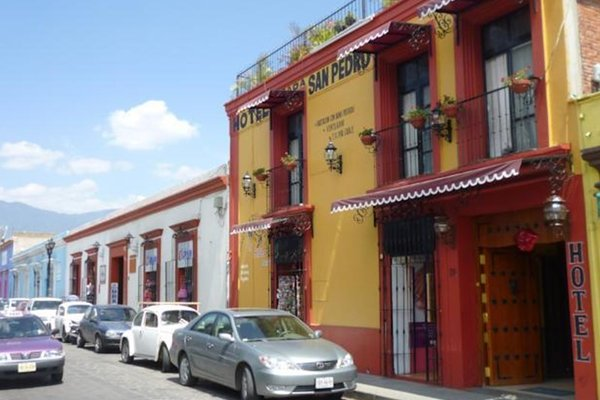 Hotel Posada San Pedro - фото 21