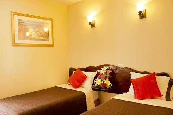 Hotel Aztlan - фото 33