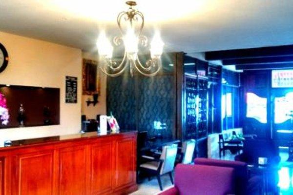 Hotel Aztlan - фото 11