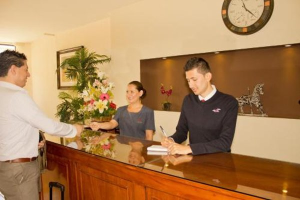 Hotel Aztlan - фото 13