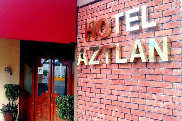 Hotel Aztlan - фото 15