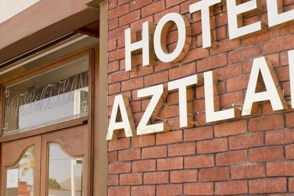Hotel Aztlan - фото 17