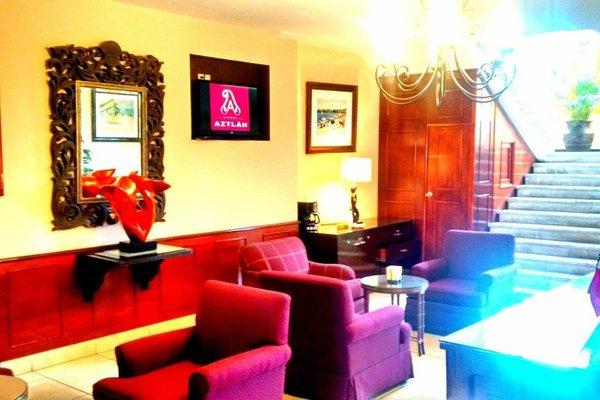 Hotel Aztlan - фото 7