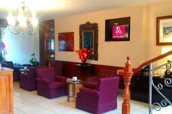 Hotel Aztlan - фото 9