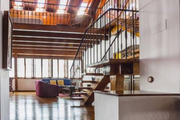 Apartamentos La Casona De Vidiago - фото 12