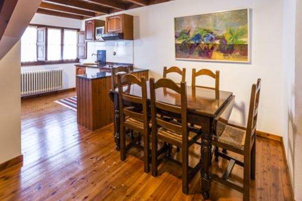 Apartamentos La Casona De Vidiago - фото 14