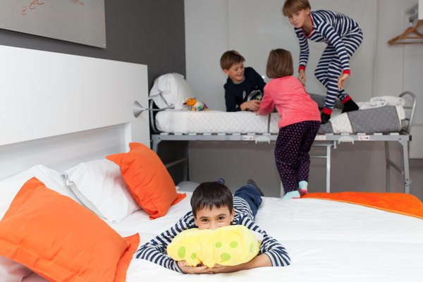 Hotel Bed4U Pamplona - фото 4