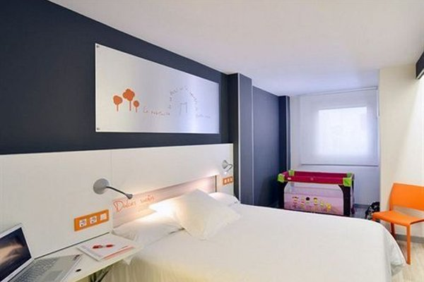 Hotel Bed4U Pamplona - фото 5