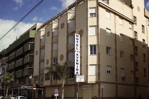 Hotel Avenida - фото 12