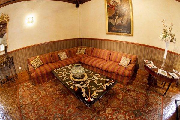 Hotel Hacienda Montenmedio - фото 5