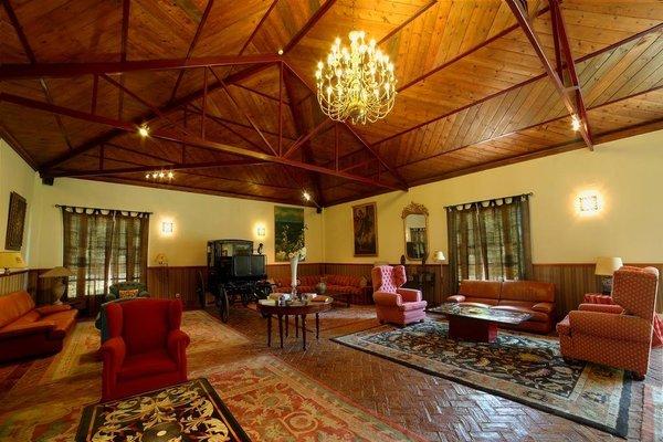 Hotel Hacienda Montenmedio - фото 6