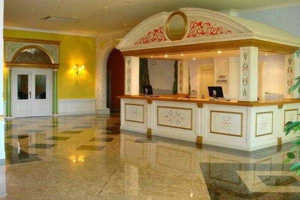 Hotel Topacio - фото 16