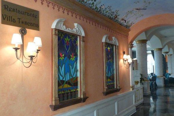 Hotel Topacio - фото 20
