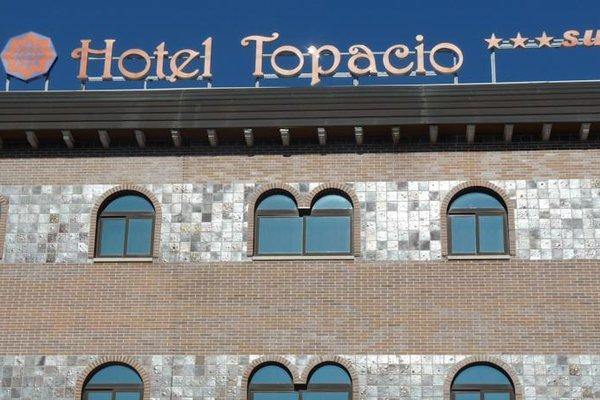 Hotel Topacio - фото 21