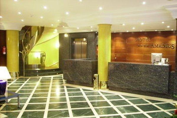 Hotel Amadeus - 16
