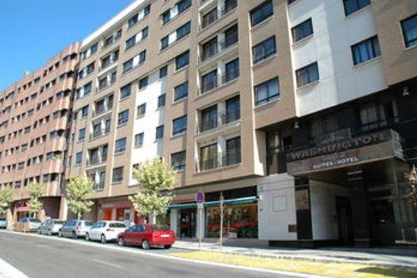 Washington Parquesol Suites & Hotel - фото 23