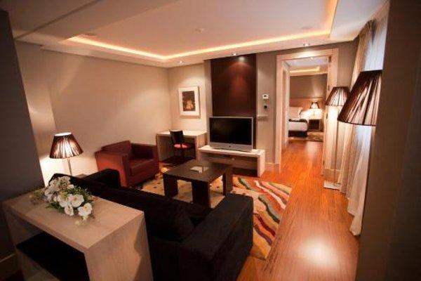 Washington Parquesol Suites & Hotel - фото 6