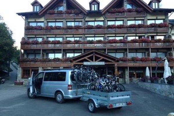 Hotel La Morera - фото 19