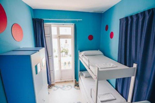 Purple Nest Hostel - фото 10