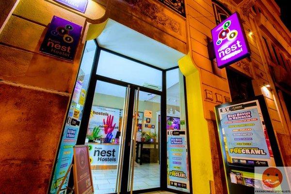 Purple Nest Hostel - фото 14