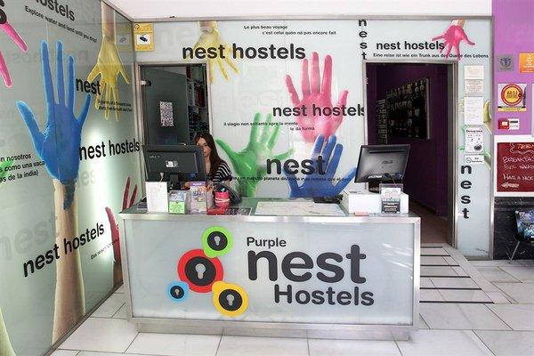 Purple Nest Hostel - фото 15