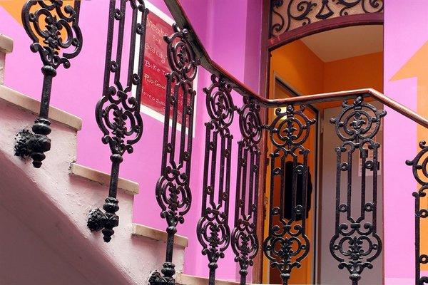 Purple Nest Hostel - фото 16
