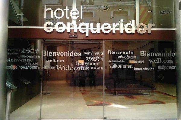 Hotel Conqueridor - фото 10