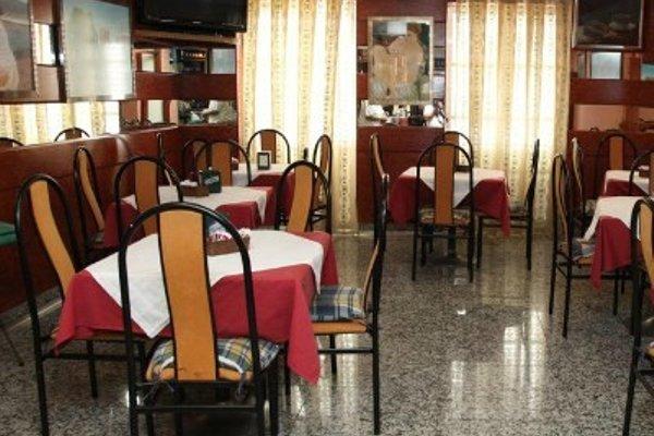 Hotel Villarreal - 13