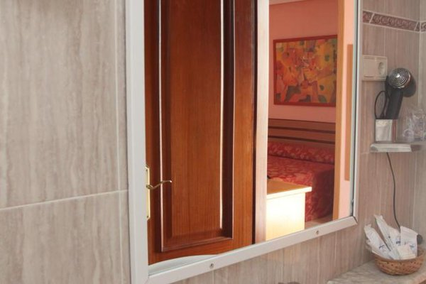 Hotel Villarreal - 9