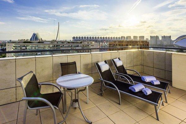 Tryp Valencia Oceanic Hotel - фото 19