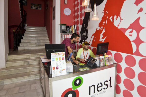 Red Nest Hostel - фото 15