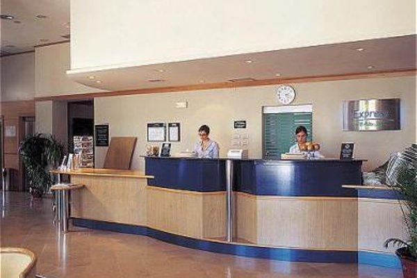 Holiday Inn Express Ciudad de las Ciencias - фото 12