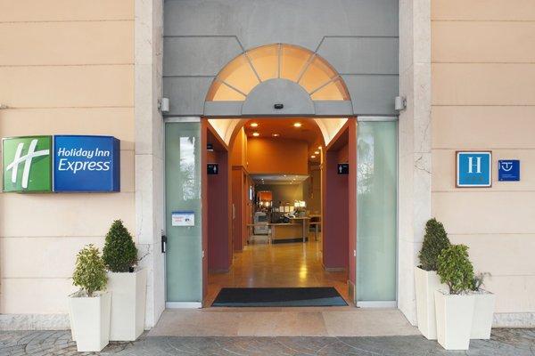 Holiday Inn Express Ciudad de las Ciencias - фото 16