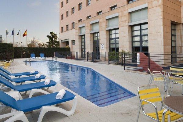 Holiday Inn Express Ciudad de las Ciencias - фото 17