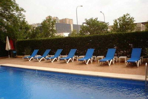 Holiday Inn Express Ciudad de las Ciencias - фото 18