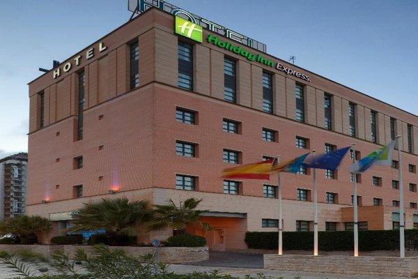 Holiday Inn Express Ciudad de las Ciencias - фото 22
