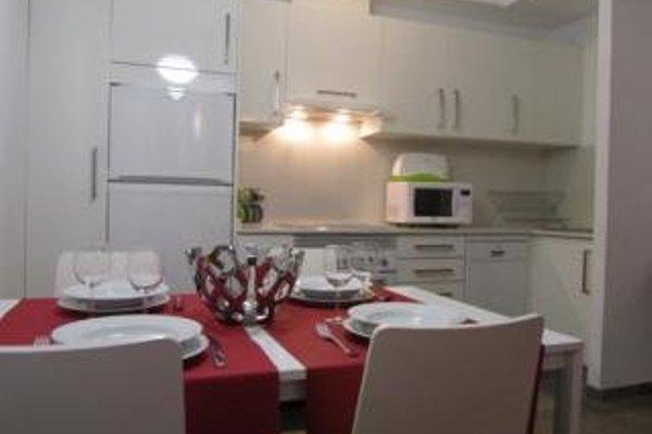 Apartamentos Living Valencia-Vitoria - фото 21